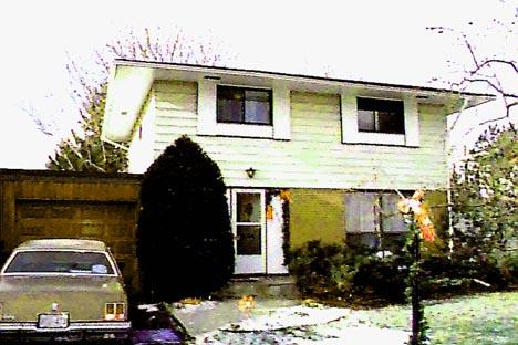 2968 Southmore Drive, Ottawa, home of Morofsky family