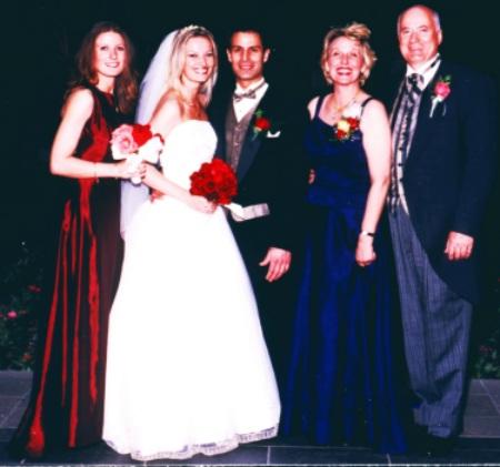 Basia, Amanda, John, Martha and Edward