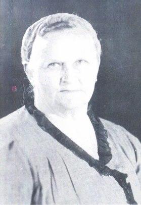 Amelia Kuzniewska - Lysek in 1956