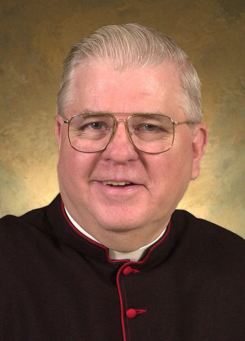 Monsignor William G. Charnoki from Nemacolin