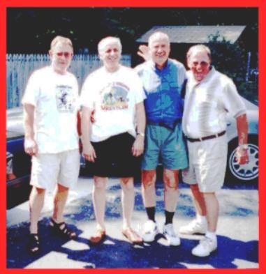 Richard Cormack, Robert Morofsky, Edward Morofsky, Steven Sokol
